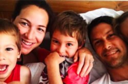Maccas  and morning sickness: Elka Whalan's REAL pregnancy story