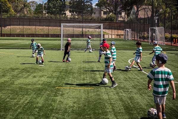 Evergreen Soccer