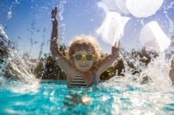 Six tips to keep your kids safe around pools