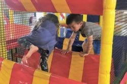 Getting active at Moving Bodies soft play centre