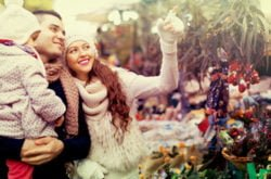 Winterland festivities at the German Christmas Markets!