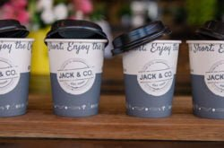 Coffee for a cause... every Tuesday at Jack & Co!