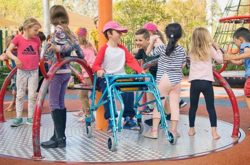 Livvi's Place: The amazing playground with a special purpose