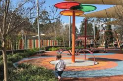 playgrounds on the north shore to host a kids party