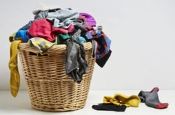 Decluttering the chore of laundry