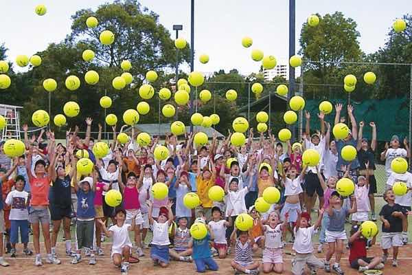 Love n Deuce Tennis Camp