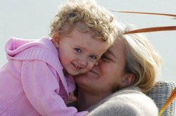 Losing my daughter Sienna to cancer