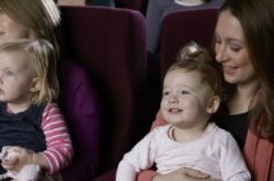 Screen time! Movies where you can bring your baby