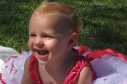 Remembering Mylee: Why Red Nose Day matters