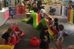 The fabulous and FREE play area at Macquarie Centre