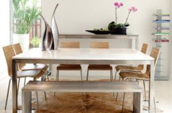 Dining in! How choose the right dining table for your family
