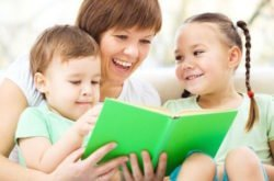 Literacy tips to help toddlers and preschoolers