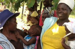Help stop the spread of HIV to babies in Zimbabwe