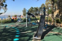 Kesterton Park, North Sydney