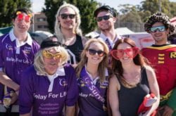 Hornsby Relay For Life: Register a team & raise funds for cancer