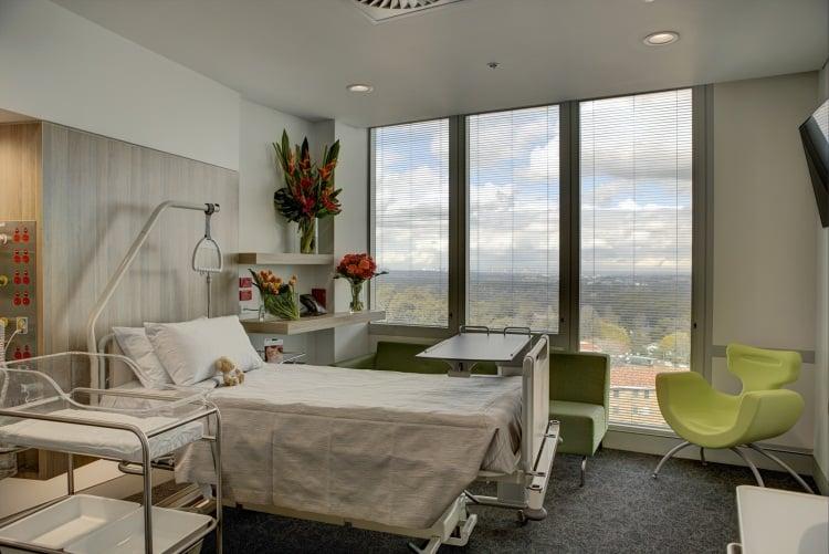 SAH_Maternity_Unit_Room