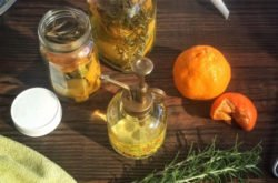 How to make your own citrus multi-purpose spray!