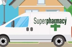 A new store that delivers to your door: SuperPharmacy!