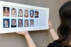 Frame it! The stylish and practical way to display your child's school photos
