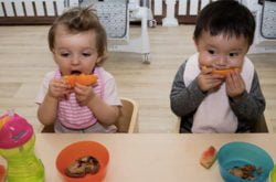 Give your toddler healthy eating habits - for life!