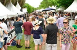 Family fun at the Wahroonga Food & Wine Festival!