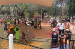 Playground Review: Wahroonga Park