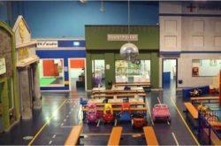 NSM Review: Kid's birthday party at Wannabees Family Play Town, Frenchs Forest