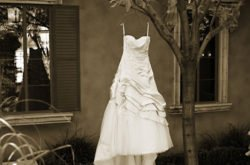 Send your wedding dress to heaven with Angel Gowns