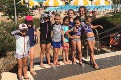 Splash-tastic celebrations! Our birthday party at Wet'n'Wild