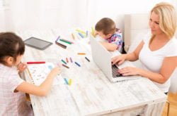 Go back to work after kids (without starting over!)
