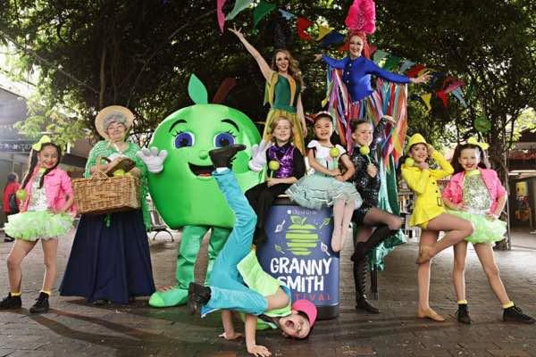 granny smith festival, ryde
