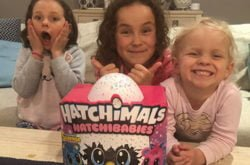 NSM Toy Test: HatchiBabies™