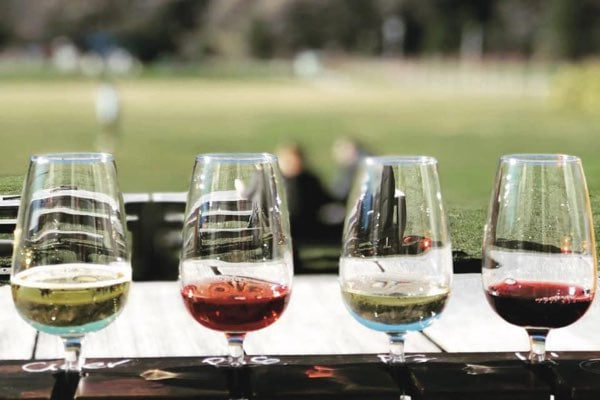 Hills food and wine festival