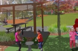 Coming soon: A brilliant Turramurra park!