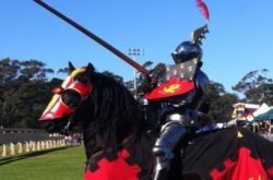 Fancy a great day or 'knight' at the St Ives Medieval Faire?