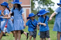 Loads of advice for new Kindy mums!