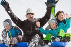 Snow bound! A family holiday to Thredbo