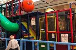 Now open! New triple-level Play Centre at Westfield Hornsby
