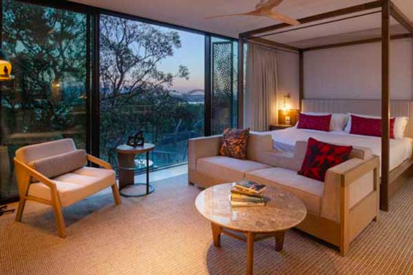 Treetop Suites at Taronga