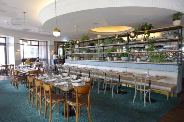 Greengate Hotel Dining