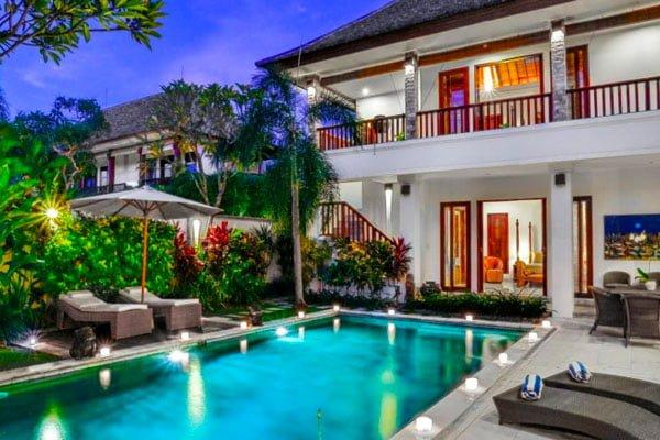 Bali holiday Villa Seminyak