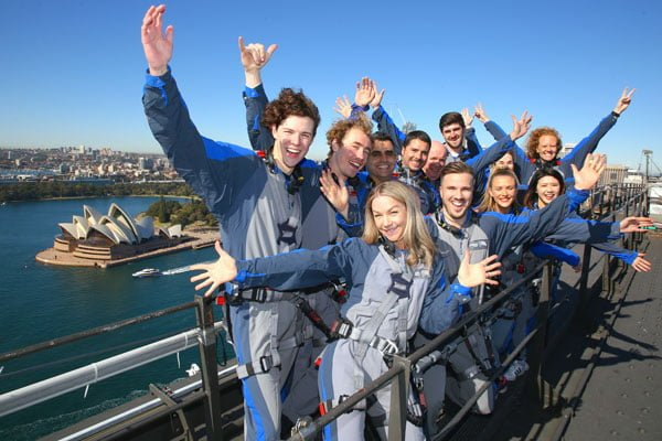 Gift experience with BridgeClimb
