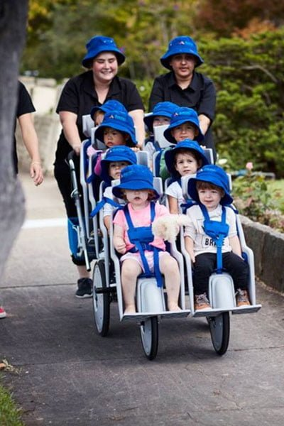 Daycare excursion Octopram