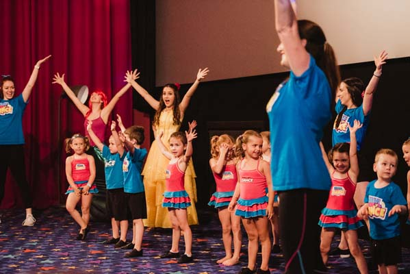 Ready Set Dance kids