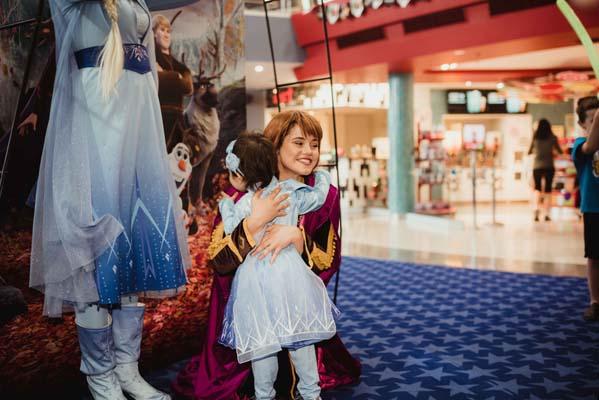 Anna from Frozen 2