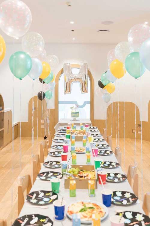Nubo Alexandria birthday party