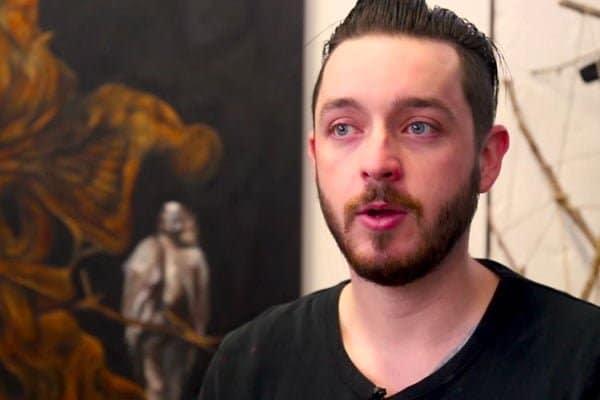 Artist Ben Walsh