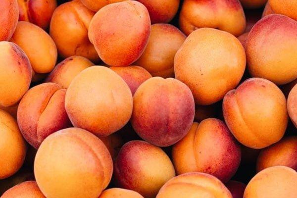 Peaches have postassium