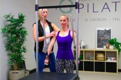 Pregnancy Pilates Class Crows Nest