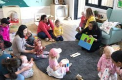 Fun & FREE Friday mornings! Prepare Playgroup, St Ives